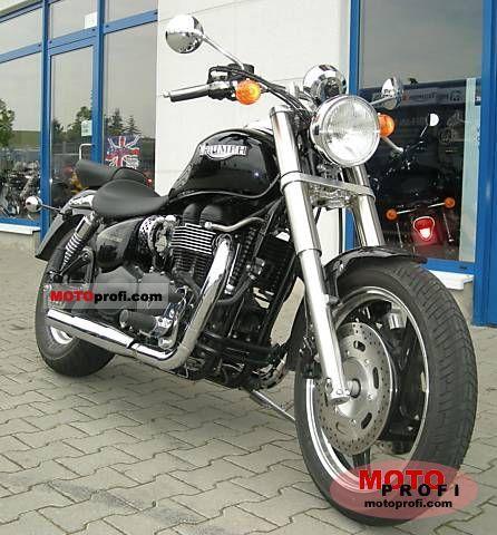 Triumph Speedmaster 2007 photo