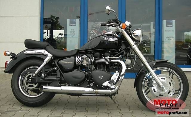 triumph speedmaster 2007 specs and photos