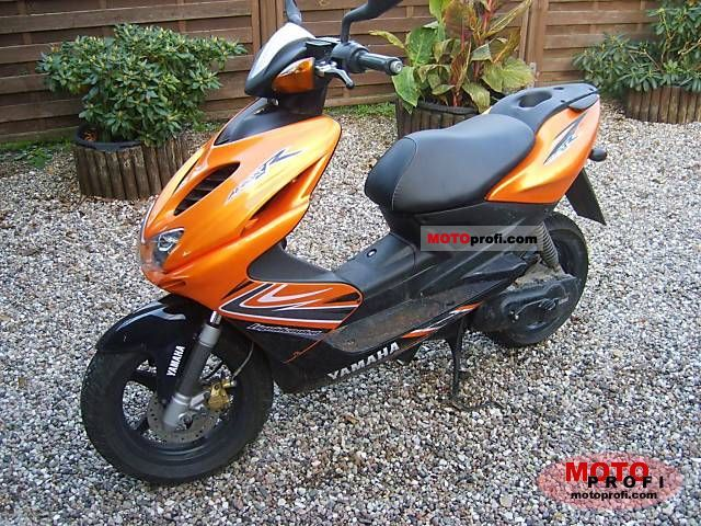 aerox scooter