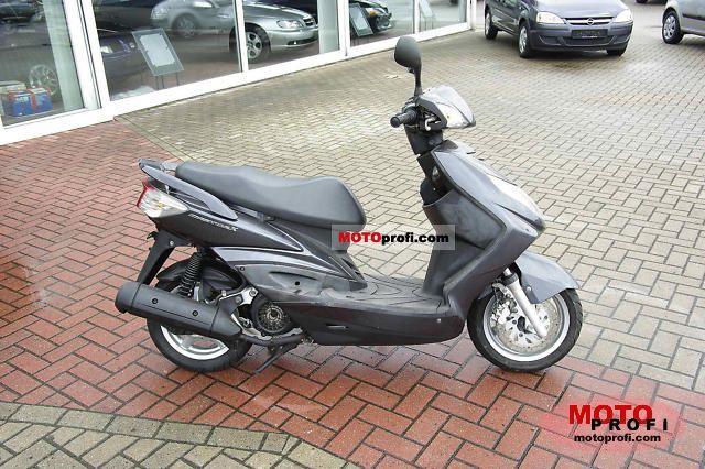 Yamaha CygnusX 2007 photo