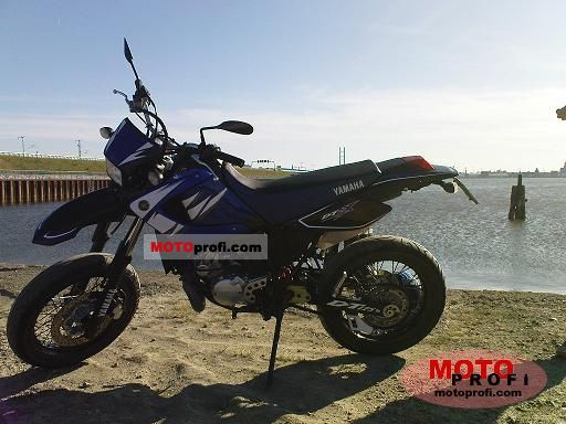 Yamaha DT 125 X 2007 photo
