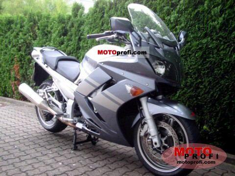 Yamaha FJR 1300 A 2007 photo