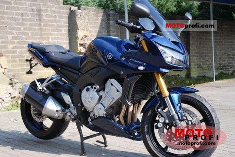 Yamaha FZ1 Fazer 2007 photo