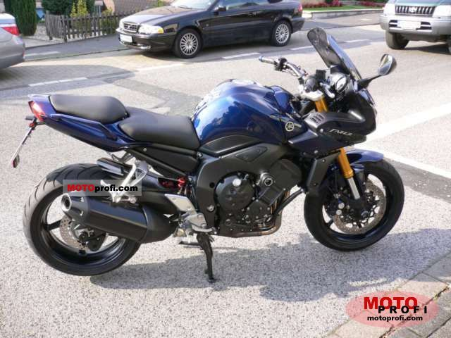 Yamaha FZ1 Fazer ABS 2007 photo