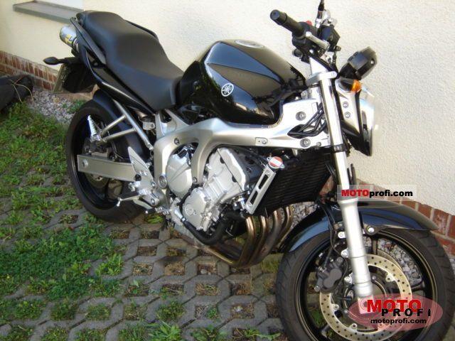 Yamaha FZ6 2007 photo