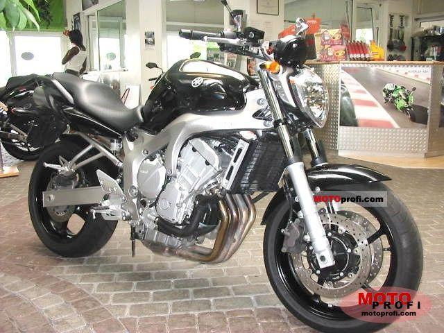 Yamaha FZ6 ABS 2007 photo
