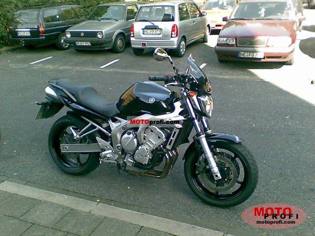 Yamaha FZ6 Fazer 2007 photo