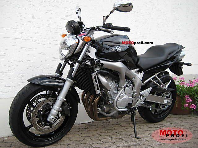 Yamaha FZ6 Fazer ABS 2007 photo