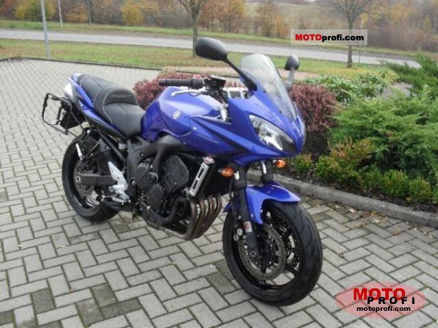Yamaha FZ6 Fazer S2 2007 photo