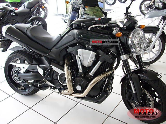 Yamaha MT-01 2007 photo