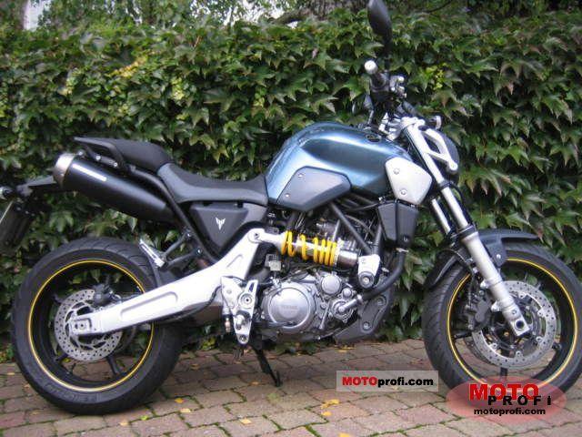 Yamaha MT-03 2007 photo