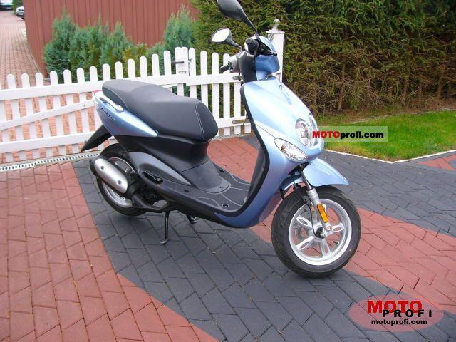 Yamaha Neos 50 2007 photo