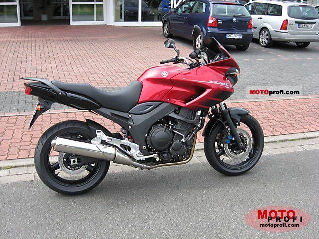 Yamaha TDM 900 2007 photo