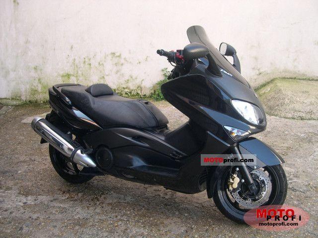 Yamaha TMax 2007 photo