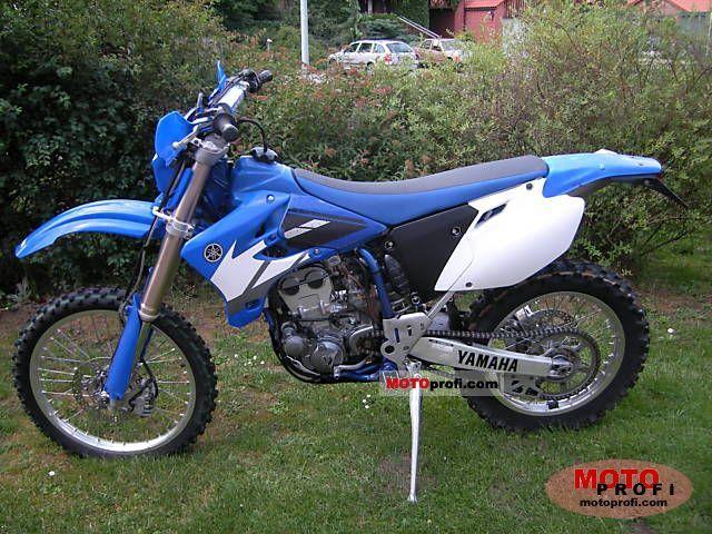 Yamaha WR 250 F 2007 photo