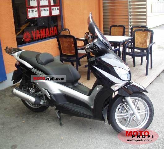 Yamaha X-City 250 2007 photo