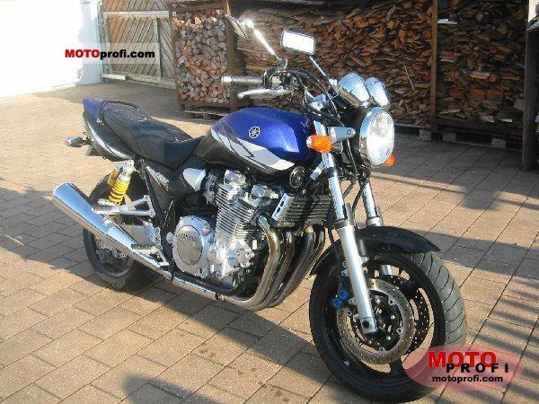 Yamaha XJR 1300 2007 photo