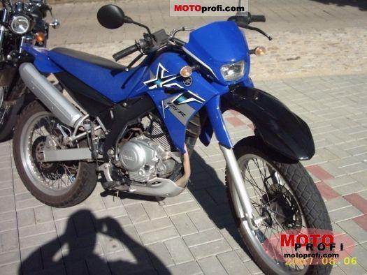 Yamaha XT 125 R 2007 photo
