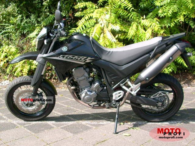Yamaha XT 660 X 2007 photo