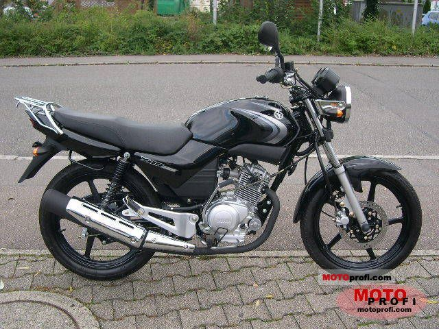 Yamaha YBR 125 2007 photo