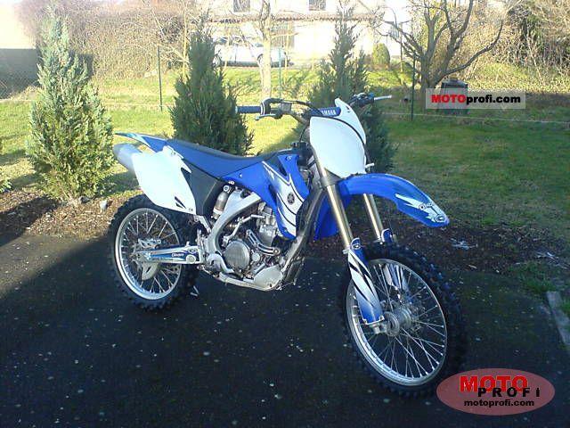 Yamaha YZ 250 F 2007 photo