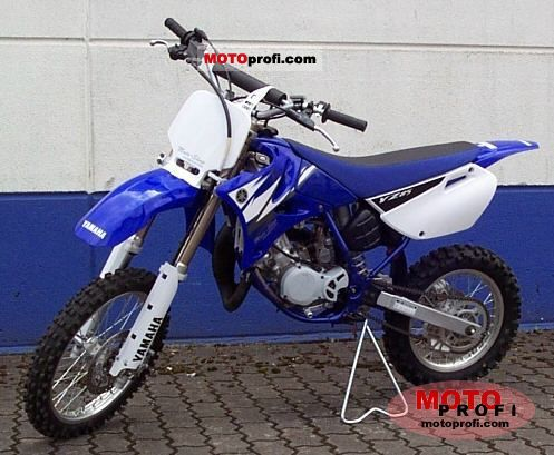 Yamaha YZ 85 2007 photo