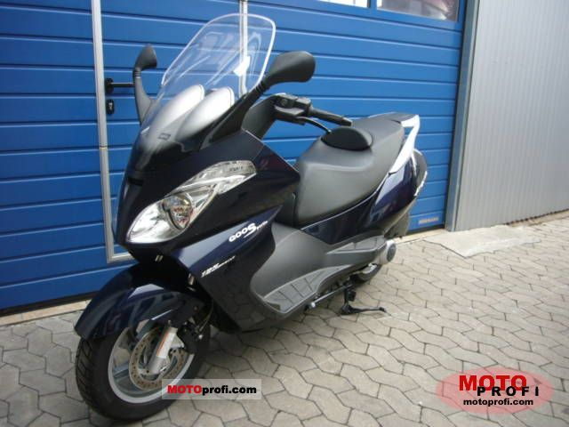 Aprilia Atlantic 125 2008 photo