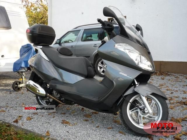 Aprilia Atlantic 250 2008 photo
