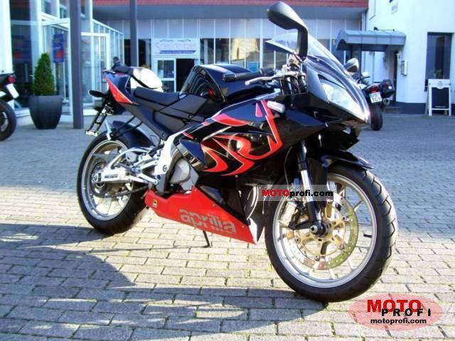Aprilia RS 125 2008 photo