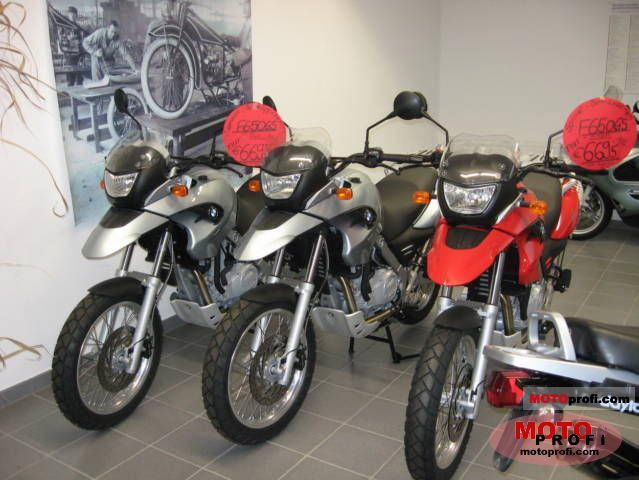 BMW F 650 GS 2008 photo