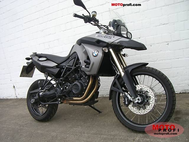 BMW F 800 GS 2008 photo