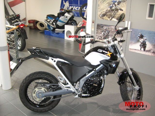 BMW G 650 XCountry 2008 photo