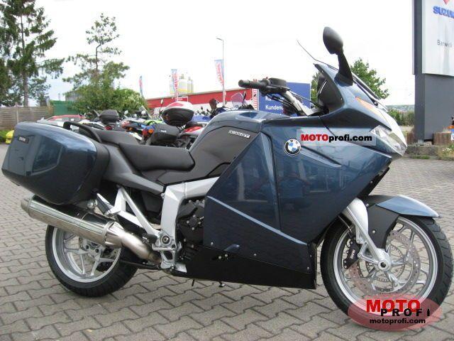 BMW K 1200 GT 2008 photo
