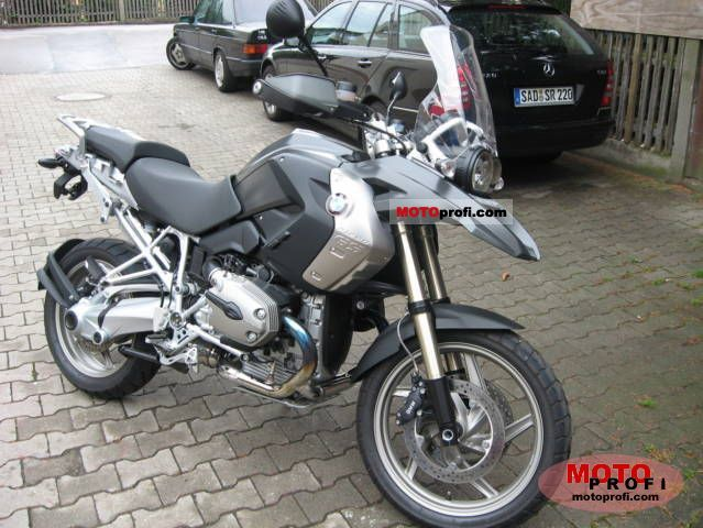 BMW R 1200 GS 2008 Specs and Photos