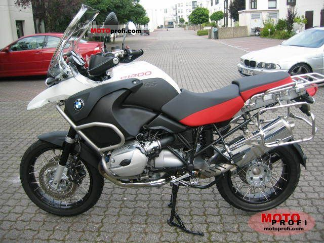 BMW R 1200 GS Adventure 2008 Specs and Photos