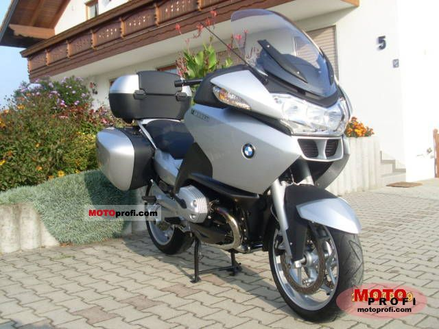 Bmw R 1200 Rt 2008 Specs And Photos