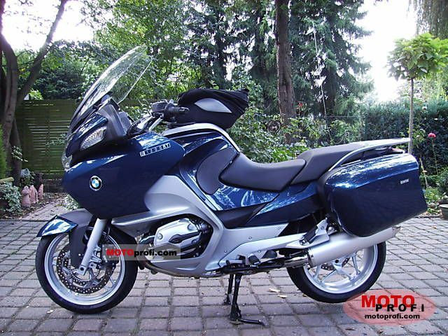 BMW R 1200 RT 2008 photo