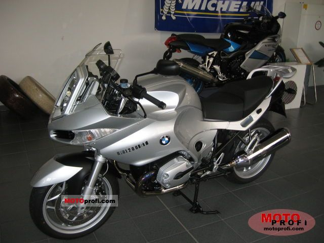 BMW R 1200 ST 2008 photo