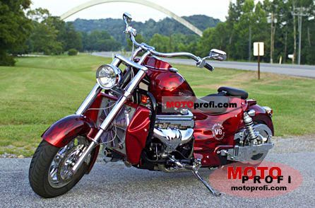 Boss Hoss BHC-3 ZZ4 2008 photo