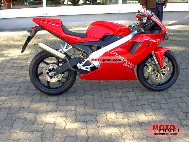 Cagiva Mito 125 2008 photo