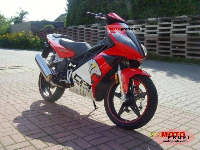 CPI GTR 50 2008
