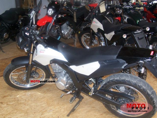 Derbi Cross City 125 2008 photo