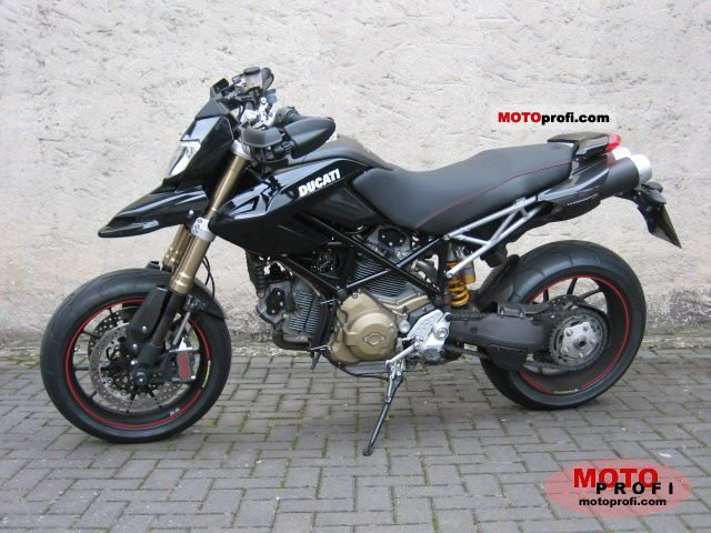 ducati hypermotard 1100 s 2008 specs and photos