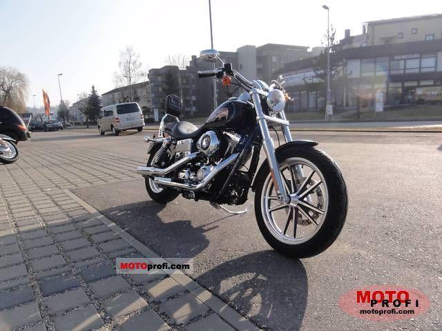 Harley-Davidson FXDL Dyna Low Rider 2008 photo