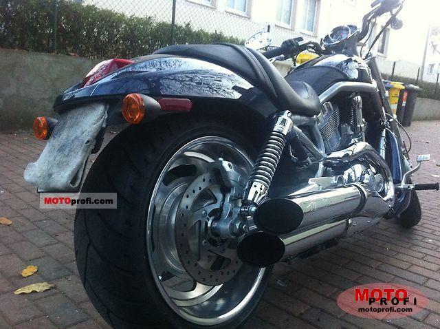 Harley-Davidson VRSCAW V-Rod 2008 photo