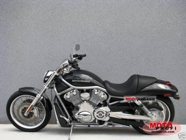 Harley Davidson VRSCAW V Rod 2008 Photo 4