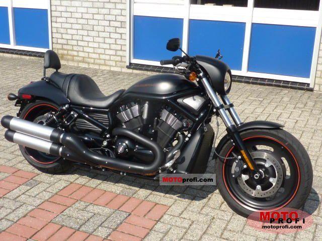 Harley-Davidson VRSCDX Night Rod Special 2008 photo