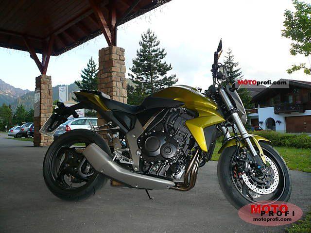 Honda CB 1000 R 2008 photo