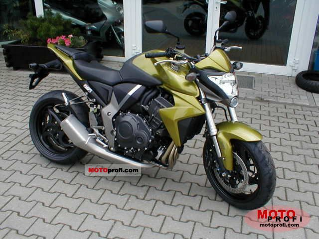 honda cb 1000 r 2008 specs and photos. Black Bedroom Furniture Sets. Home Design Ideas