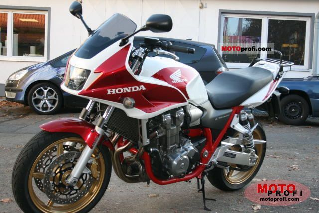 Honda CB 1300 2008 photo
